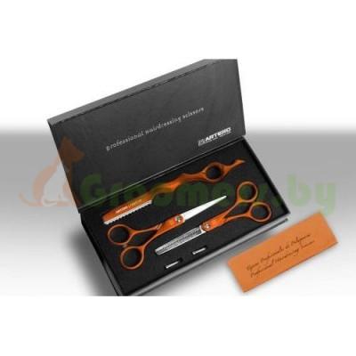 Набор ножниц Artero Set 3 Symetric Ambar 5.5