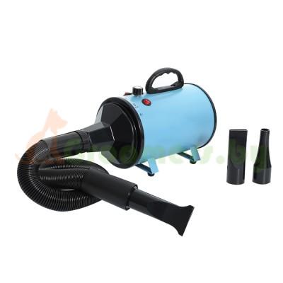 Фен компрессор для собак Pet Dryer CL-2016A 2800вт