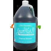 SmartWash50 Tropical Breeze Grooming Shampoo, Высококонцентрированный шампунь с ароматом тропического бриза 3,8 л