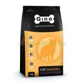 GINA Cat Rabbit&Rice корм для кошек