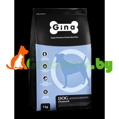 GINA Dog Hypoallergenic Denmark гипоаллергенный корм для собак