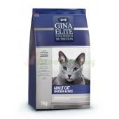 GINA Elite Cat Chicken & Rice корм для кошек Курица и Рис (NEW)