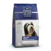 GINA Elite Dog Dog Lamb & Rice with VERM-Xt корм для собак с аллергией на говяжий и куриный белок (NEW)