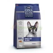 GINA Elite GF Cat Salmon беззерновой корм для кошек с Лососем (NEW)