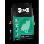 GINA Kitten-33 Denmark корм для котят
