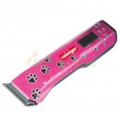 Машинка для стрижки собак Heiniger Saphir Pink с 2-я аккумуляторами
