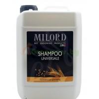 Шампунь MILORD 2.0 Универсальный 5 л