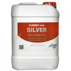 Шампунь NOGGA Silver восстановление цвета 5л