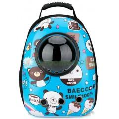 """Рюкзак для собак и котов """"Happy Panda"""""""
