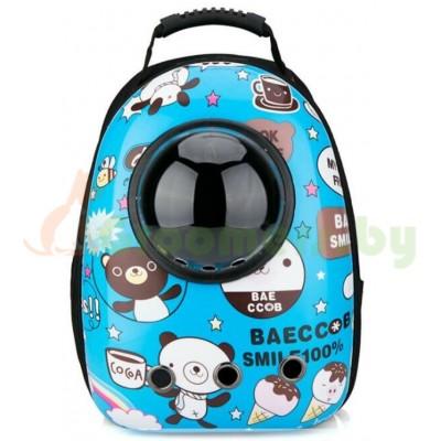 Рюкзак для собак и котов Happy Panda