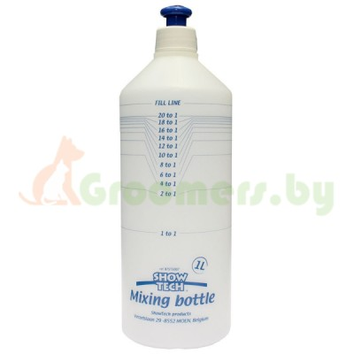 Шейкер Show Tech Mixing bottle, 1 л