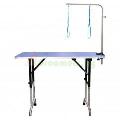 Стол для груминга с регулировкой высоты WIKIZOO 120 x 60 x 60-90 см