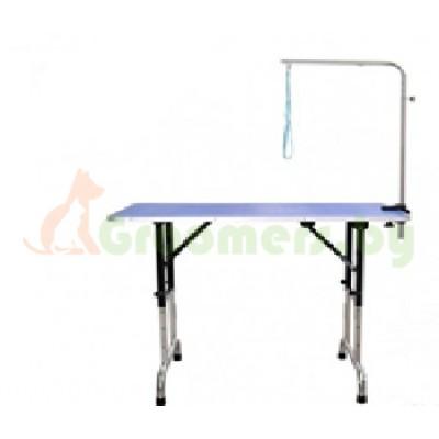 Стол для груминга складной 90х60х(64-90)