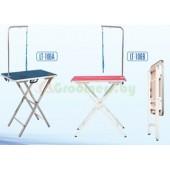 Стол для груминга складной с ручкой WIKIZOO 70 x 50 x 72-80 см