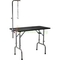 Стол для груминга TOEX с регулировкой высоты 90х60хH81-93 см