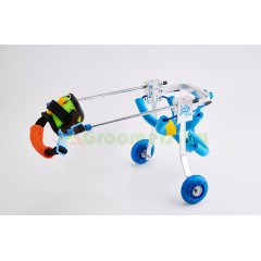 Инвалидная коляска для собак DogCARE №1 XXXS