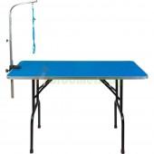 Стол для груминга с держателем WIKIZOO 120 x 60 x 80 см
