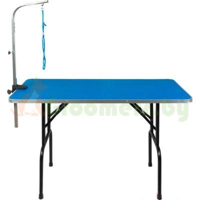Стол для груминга с держателем WIKIZOO 120 x 60 x 90 см