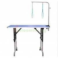Стол для груминга с регултровкой высоты WIKIZOO 80 х 50 х 60 - 90 см