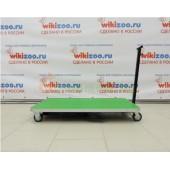 Стол для груминга WIKIZOO с маленькими колесами 80 х   50 х 80 см