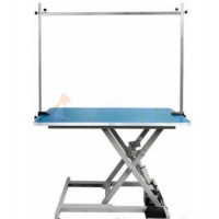 Стол WIKIZOO 120 см на 60 см электрический с П-образным держателем